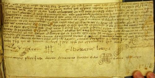 Arxiu Capitular de Vic, calaix 6, no. 1297