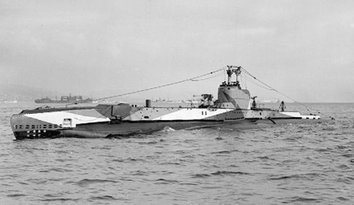 One of the busiest submarines ever fielded by the Royal Navy, the Second World War HMS Sealion