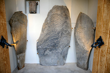 The Pictish stones of Inveravon, Speyside