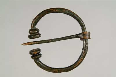 A Romano-British pennanular brooch now belonging to the Shrewsbury Museums Service