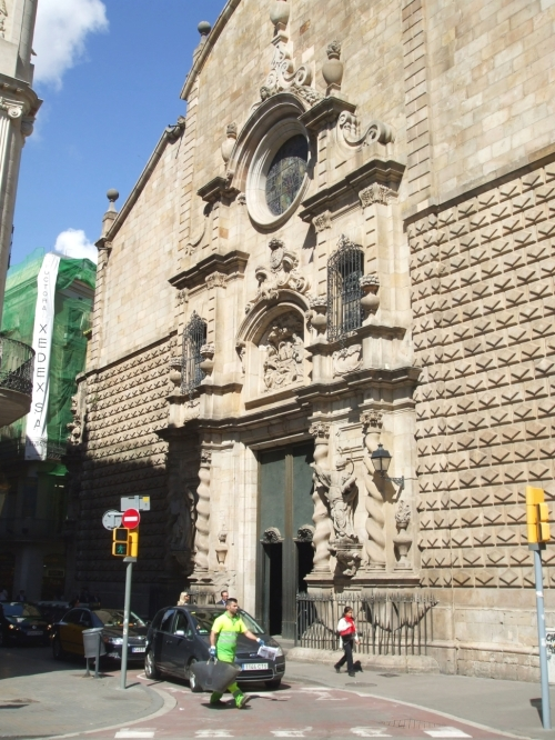 Church of Mare de Deu de Barcelona