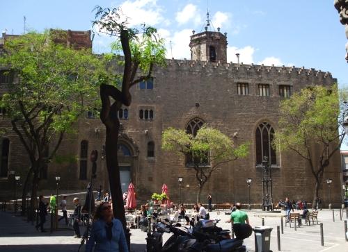 Monastery of Sant Pere de les Puelles, Barcelona