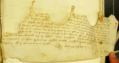 Arxiu Capitular de Vic, Calaix 6 no. 1600