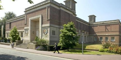 The Barber Institute of Fine Arts, University of Birmingham