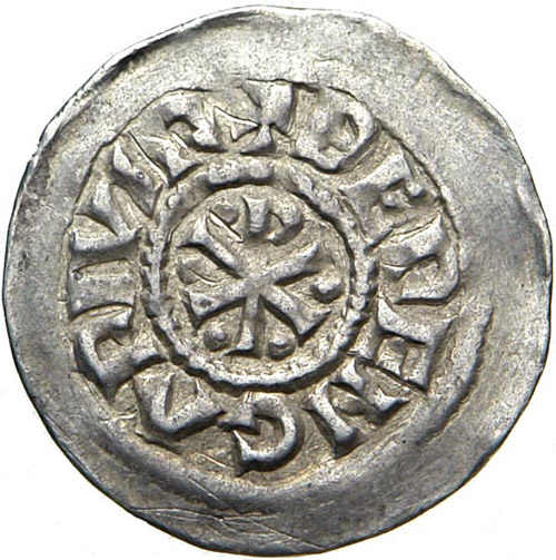 A Pavia denaro of King Berengar I