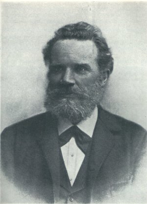 Portrait of Engelbert Mühlbacher