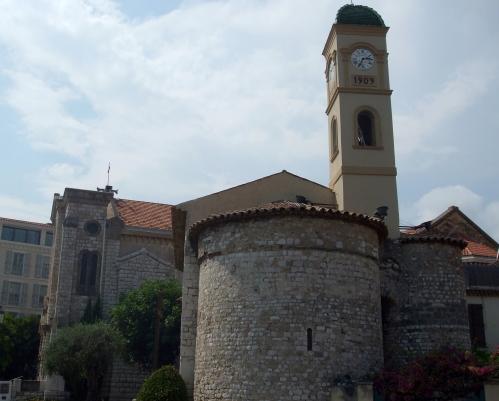 The two Ste-Maries de Beaulieu-sur-Mer