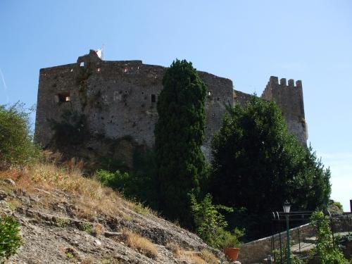 Château des Grimaldis, Roquebrune