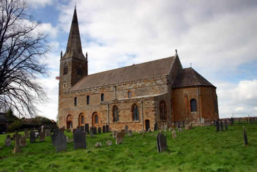 All Saints Brixworth