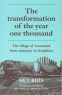 Cover of Guy Bois's Transformation of the Year 1000