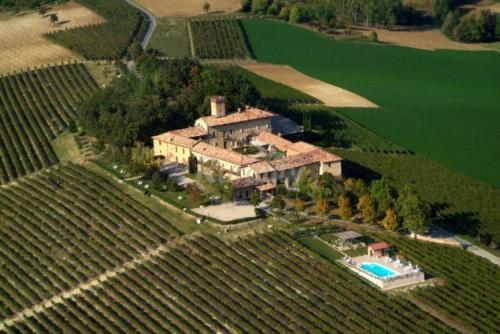 A rural homstead in Alfiano Natta, near Brescia
