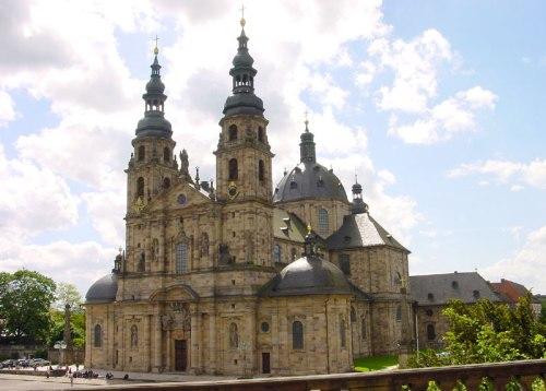 Kloster Sankt Salvator Fulda