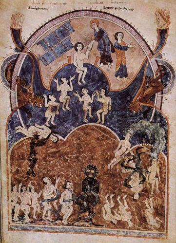 Illustrated page from the Catedral de Girona, Núm. Inv. 7 (11)