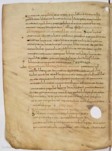 Madrid, Biblioteca de la Real Academia de Historia, Cod. 34, fo. 43r