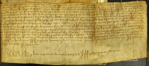 Vic, Arxiu Capitular, Calaix 6 no. 554