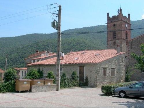 Saint-Étienne d'Estoher
