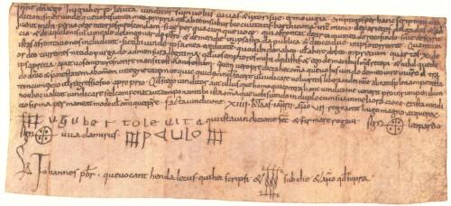 Arxiu de la Corona d'Aragó, Cancilleria, Pergamins Ramon Borrell 2