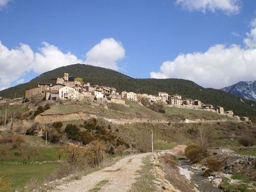 The village of Tuixén