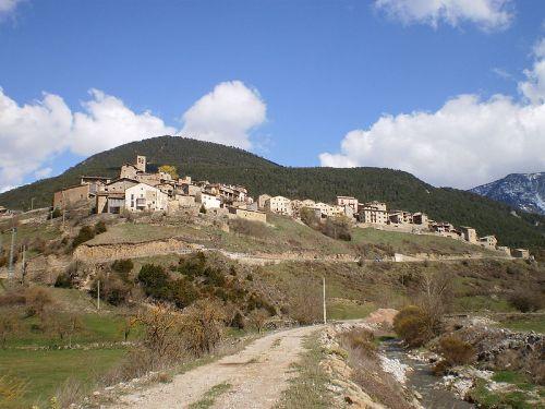 The village of Tuixén