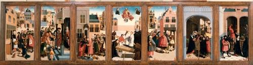 Werken van Barmhartigheid, Meester van Alkmaar (1504)