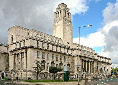 The Parkinson Building, University of Leeds