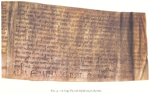 Arxiu Capitular de Vic, calaix 6, núm. 973b