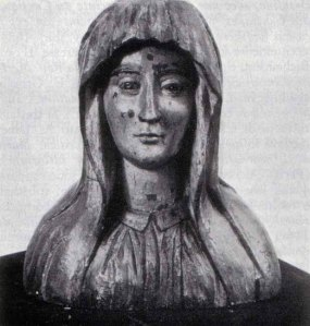 Effigy of the Blessed Marie d'Oignies