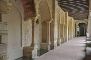 The Franciscan convent of Vilafrance del Penedès