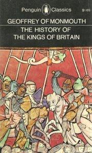 Cover of Lewis Thorpe's translation of Geoffrey of Monmouth's Historia Regum Britanniae