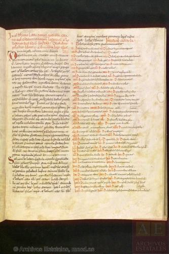 Archivo de la Corona de Aragón MS Ripoll 40, fo. 9r