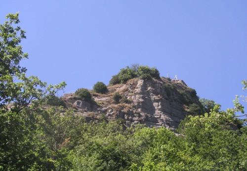 Castell de Cabrera, Santa María de Corcó, by Ricardo Ballo