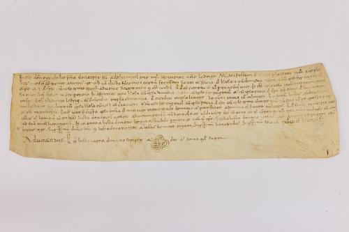 Arxiu Monàstic de Montserrat, Pergamins Sant Benet de Bages, Serie I, núm. 55