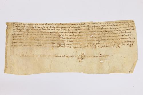 Arxiu Monàstic de Montserrat, Pergamins Sant Benet de Bages, series III, núm. 1131
