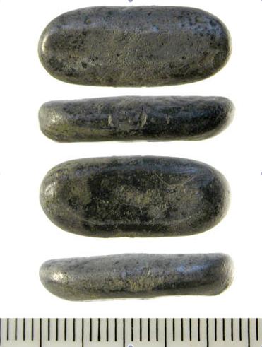 Viking silver ingot