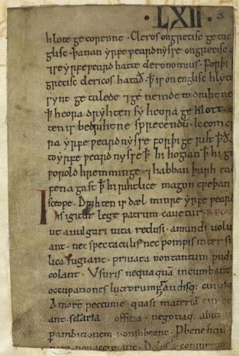 London, British Library Additional MS 34652, fo. 3r.