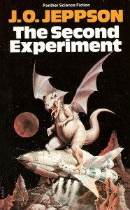 Cover of J. O. Jeppson, The Second Experiment