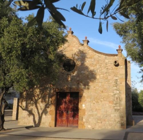 Portal of Santa Maria de Bellvitge