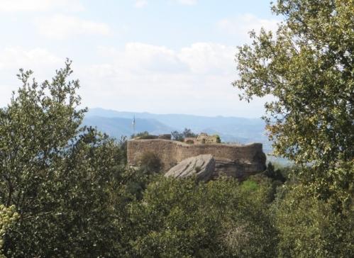 The Castell de Taradell
