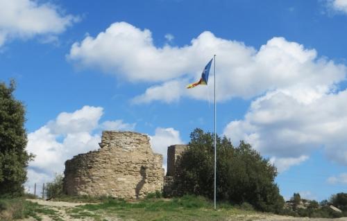 Torre del Castell de Gurb