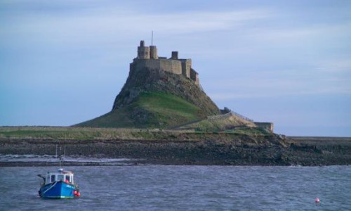 Holy Island and Lindisfarne