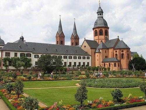 Einhardbasilika at Seligenstadt