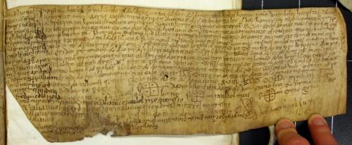 Arxiu Capitular de Vic, calaix 6, núm. 1300