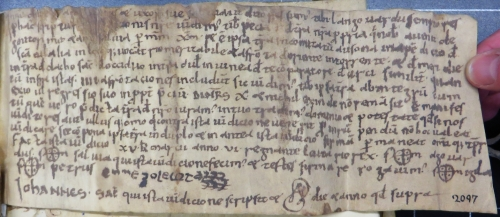 Arxiu Capitular de Vic, calaix 6, núm. 2097