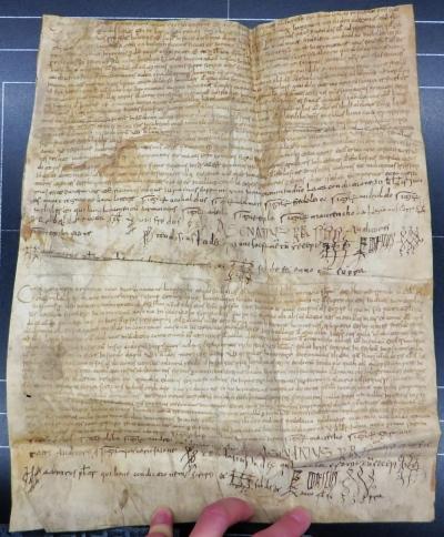 Arxiu Capitular de Vic, calaix 6, núm. 547