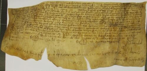 Arxiu Episcopal de Vic, calaix VIII, núm. 135