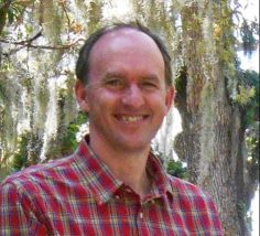 Professor Simon Barton of Central Florida University