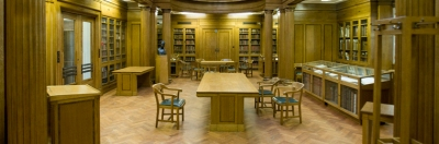 The Brotherton Room, Special Collections, Brotherton Library, University of Leeds