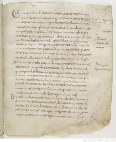 Paris, Bibliothèque nationale de France, MS Latin 10758, fo. 25r