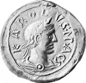 Seal of King Charles the Fat