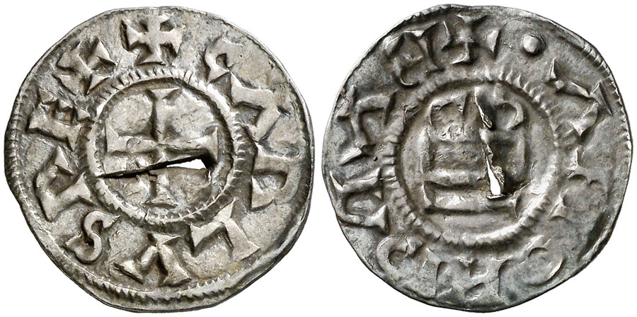 Adaptable Ancient Byzantine Coin Jesus Christ King Of Kings 1003-1025 A.d Coins & Paper Money Coins: Ancient 1000 Years Old!